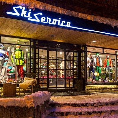 Ski Service - Verbier's Premier Ski Rental Service
