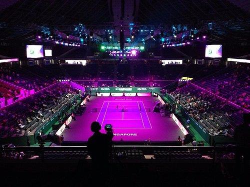 WTA Finals 2015- Day 1