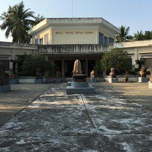 Ban Dinh Museum