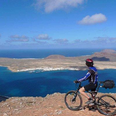 Views of La Garacia, Lanzarote