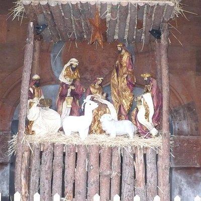 В церкви Сурб Саргис. Ереван