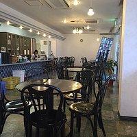 Sukatto Restaurant inside