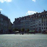 Place de la révolution Besançon