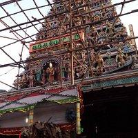 Kandhakottam temple - 1