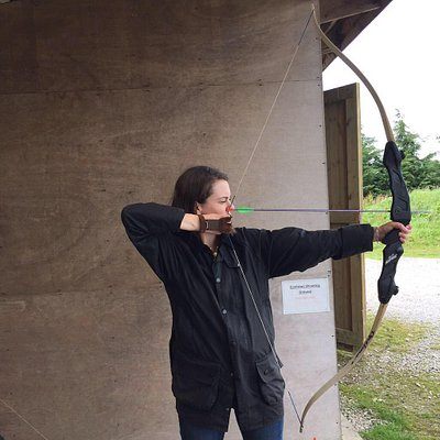 Archery, anyone
