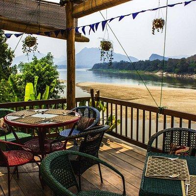 Mekong Terrasse at Ock Pop Tok Living Crafts Centre
