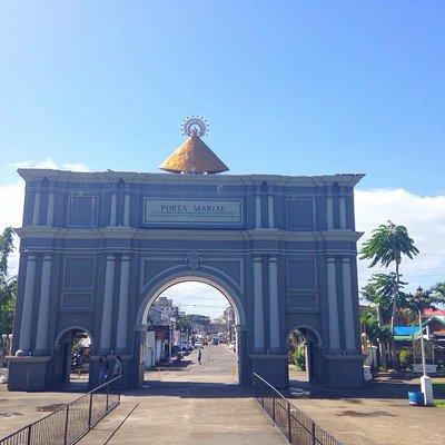 Porta Mariae, Naga City