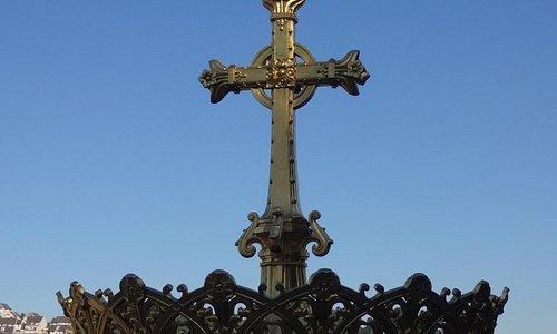 Basilique de l'Immaculée Conception, Lourdes (65,Languedoc-Roussillon-Midi-Pyrénées) France.