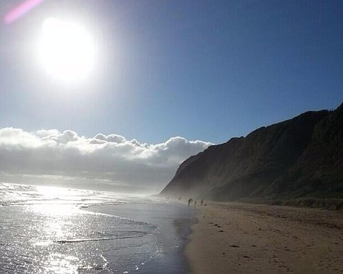 Winters day on Sandy Bay