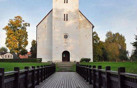St. John's Church In Viljandi