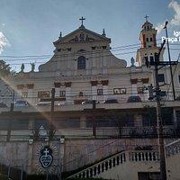 Fachada da Igreja do Calvário