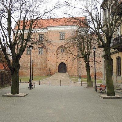 Alekja prowadząca z Rynku do zamku