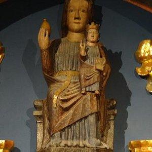 Église Notre-Dame-du-Bon-Port et cimetière, Gavarnie (65, Languedoc-Roussillon-Midi-Pyrénées) Fr