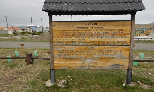 Información acerca de la cultura selknam