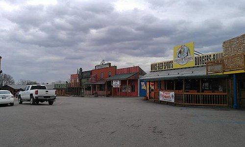 "Whole ""village"" of shops in Uranus"