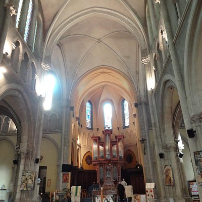 Église Notre-Dame de l'Assomption, Cauterets (65, Languedoc-Roussillon-Midi-Pyrénées), France.