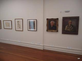 Pinacoteca Ruben Berta: sala de exposição