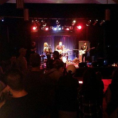 Live music venue