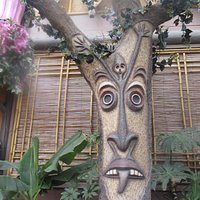 Enchanged Tiki House, Disneyland, Anaheim, CA