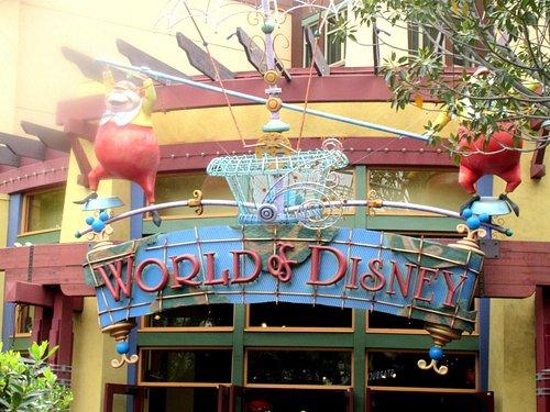 World of Disney, Downtown Disney, Anaheim, CA