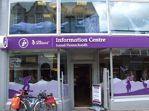 Fort William Information Centre