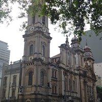Igreja Nossa Senhora do Carmo da Antiga Se - Rio