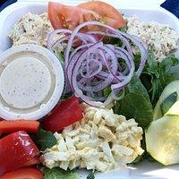 Twisted Sister Salad