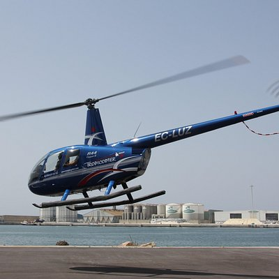 Helipuerto de Tropicopter