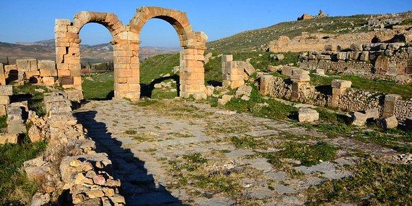 Thubursicum /  Khemissa Ruins