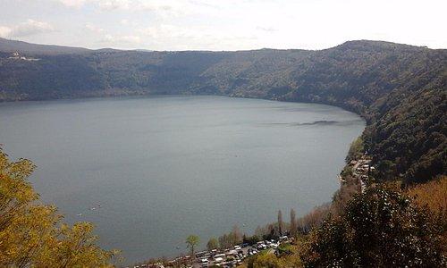 Lago da castelgandolfo