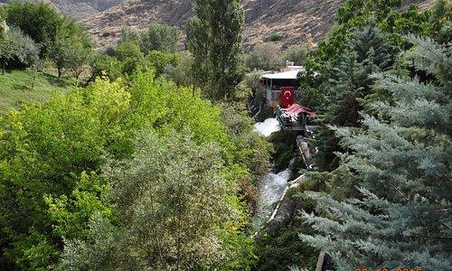 Çırçır Şelalesi-Elazığ