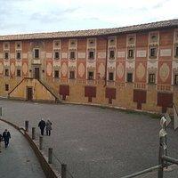 Palazzo del Seminario: geneal view
