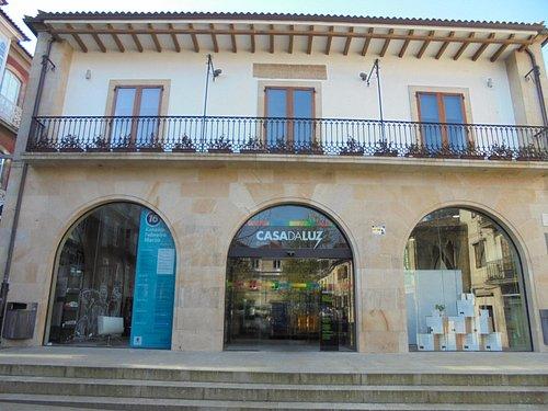 Oficina de Turismo de Pontevedra, Casa de la Luz