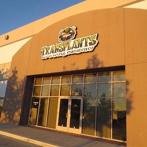 Transplants Brewing In Palmdale California
