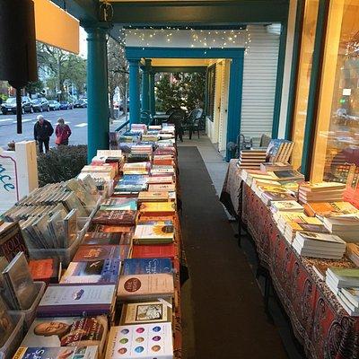 New Renaissance Book Shop