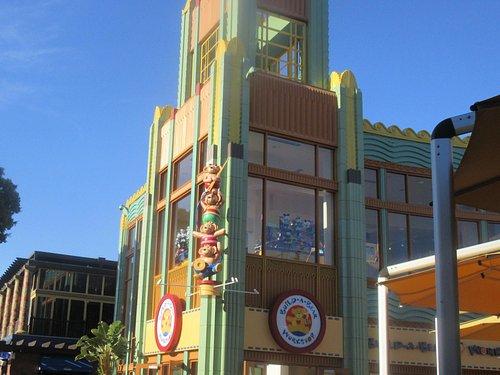 Build -A-Bear Workshop, Downtown Disney, Anaheim, CA