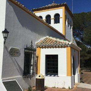 La Rocina Visitor Centre (Centro de Visitantes La Rocina), El Rocío