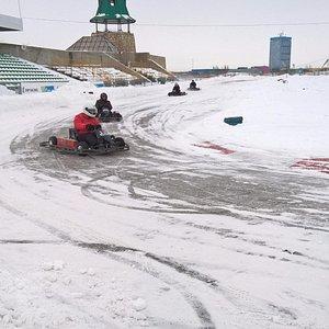 Karting CUP SF 2016