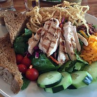 Brewhouse chicken salad