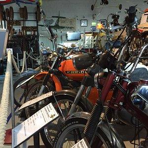 Motorrad- und Technikmuseum Leiningerland