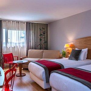 Hôtel CSuites, découvrez nos chambres spacieuses