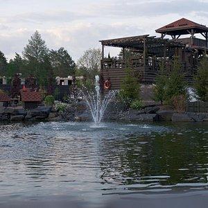 Партизанский фонтан