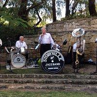 Jazz on the Sunken garden
