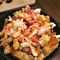 Beautiful Lobster Poutine
