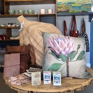Locally made designer clothing, accessories, home decore and gifts
