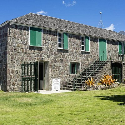 Hamilton's Birthplace, Home of the Museum