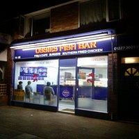 Ossie's Fish Bar, Greenhill