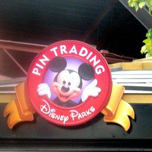 Disney's Pin Traders, Downtown Disney, Anaheim, Ca