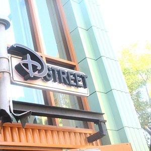 D-Street, Downtown Disney, Anaheim, CA