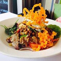 Grennys Lamb Salad Special